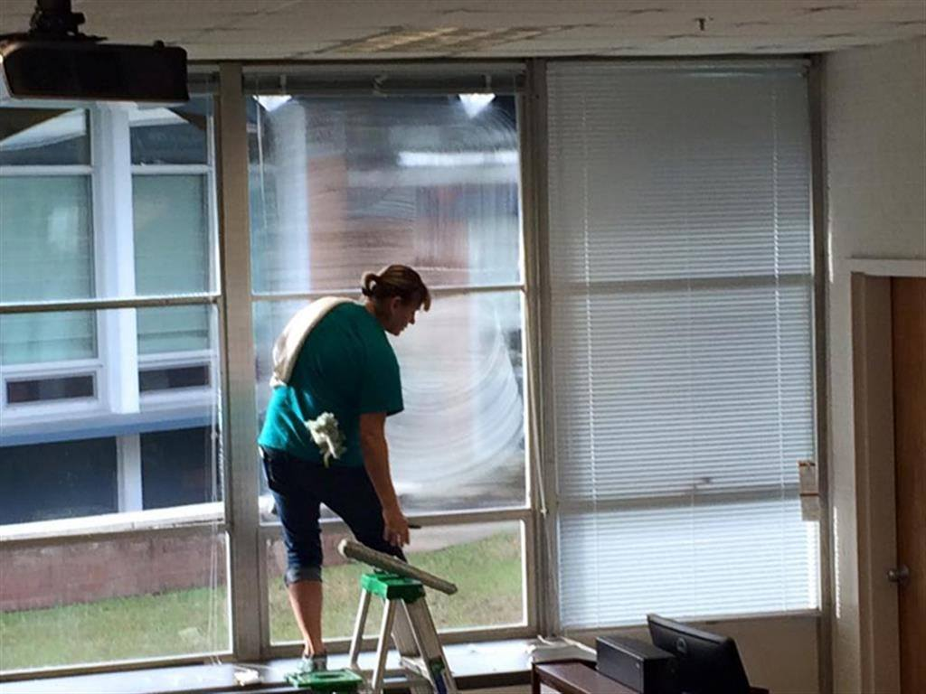 Clear View Window Cleaning Jacksonville Nc