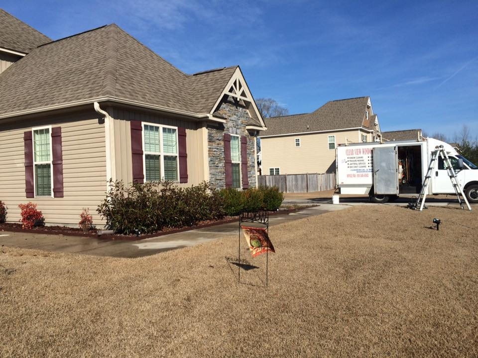 Residential Pressure Washing (2)
