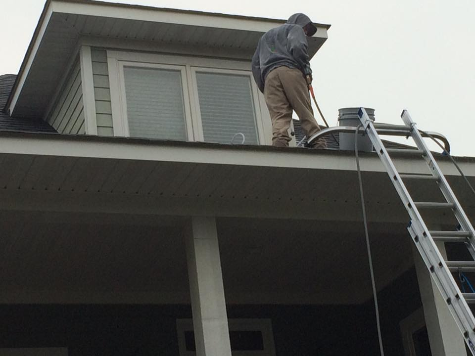 Residential Window Cleaning 2